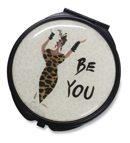 Be You - mirror compact