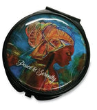 Peace and Serenity - mirror compact