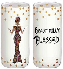 Beautifully Blessed - Salt and Pepper Shakers