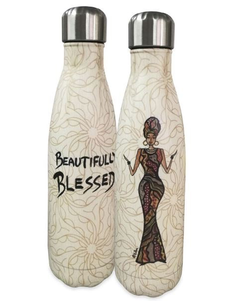 Beautifully Blessed - travel bottle