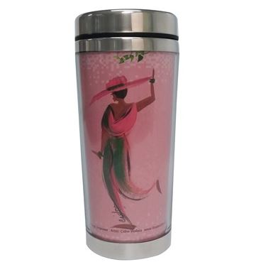 Uplift Encourage Empower - travel mug