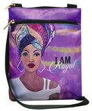 I Am Royal - travel purse