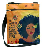 Sets Your Soul On Fire - travel purse