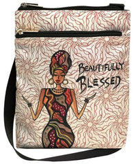 Beautifully Blessed - travel purse