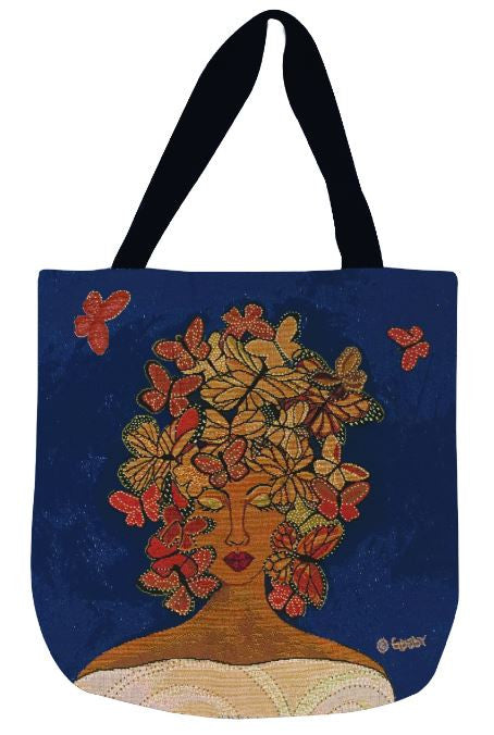 Release Relax and Renew - tote bag