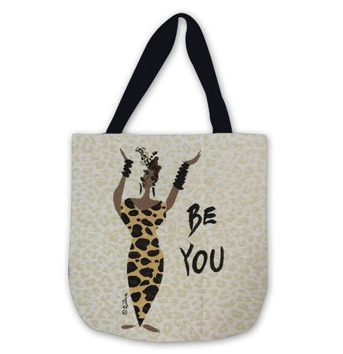 Be You - Cidne Wallace - totebag