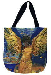 Angelic Guidance - totebag