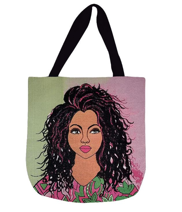 I Am Ambitious - tote bag