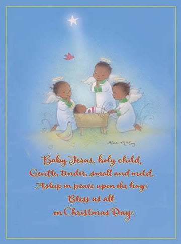 African American Christmas Cards - SOC-X13-53