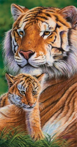 Mother's Pride - jigsaw puzzle