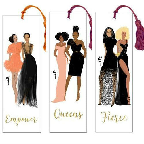 Sister Friends - bookmarks - set of 3