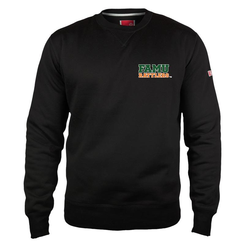 FAMU sweatshirt - basic crew - black