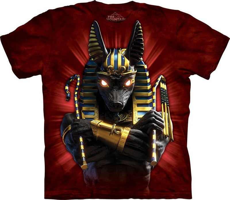 Anubis Soldier - Ancient Egyptian - t-shirt