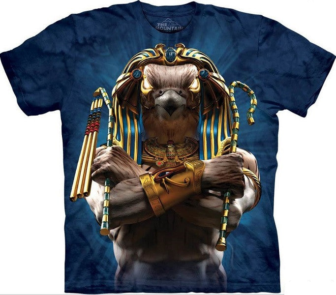 Horus Soldier - Ancient Egyptian - t-shirt