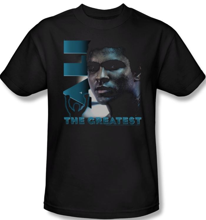 Muhammad Ali - Sweat Equity - t-shirt
