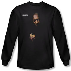 Issac Hayes - Chocolate Chip - long sleeve t-shirt