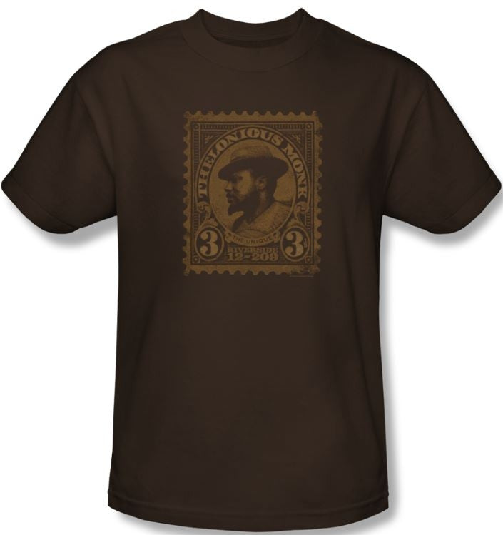 Thelonious Monk - The Unique - t-shirt