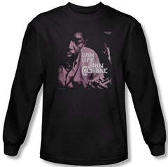 John Coltrane - Lush Life - long sleeve t-shirt