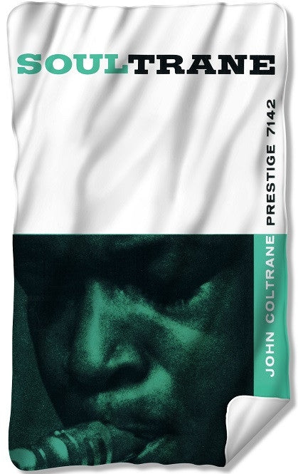 John Coltrane - Soul Trane - fleece blanket