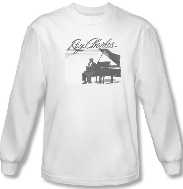 Ray Charles - Sunny Ray - long sleeve t-shirt