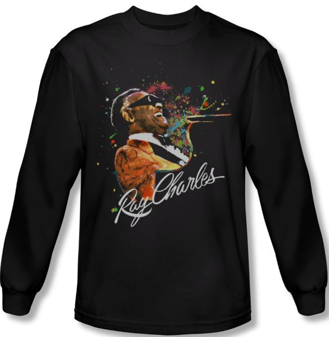 Ray Charles - Soul - long sleeve t-shirt