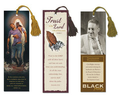 Forgiven -Trust In The Lord - bookmarks - set of 3