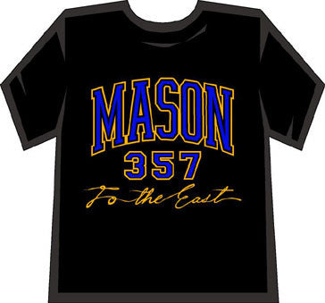 Mason t-shirt - 357 To The East