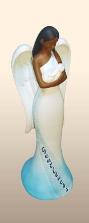 Heavenly Virtues - Gentleness - figurine