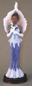 Graceful Angel - Lily - figurine