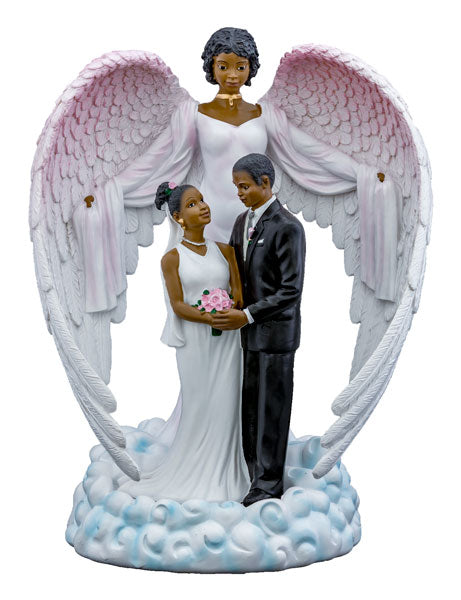 Wedding Guardian Angel - figurine