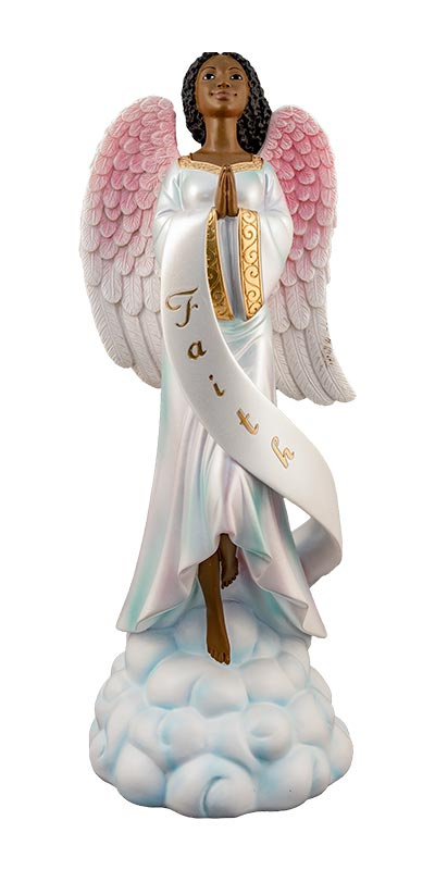 Graceful Angel - Faith - figurine