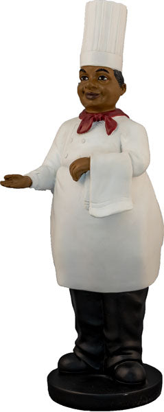 Chef the Host - kitchen figurines