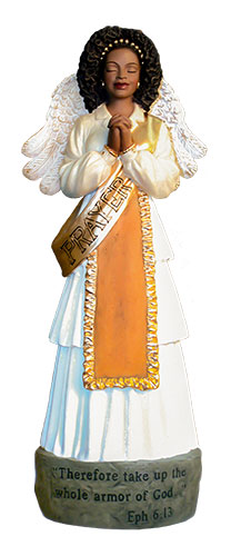 Armor of the Lord - Prayer - figurine