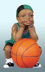 Basketball Kids - boy - figurine