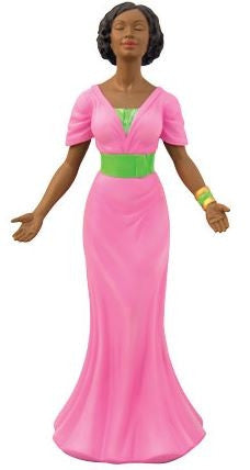 figurine - Count Your Blessings - pink