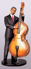 Ebony Vibrations - Bassist - figurine