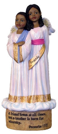Blessings Unto You - Friends - figurine
