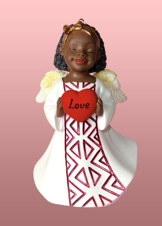 Angel Ornament - Love