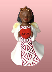 Angel Ornament-Figurine - Love