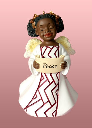 Angel Ornament-Figurine - Peace