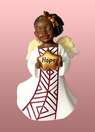 Angel Ornament-Figurine - Hope