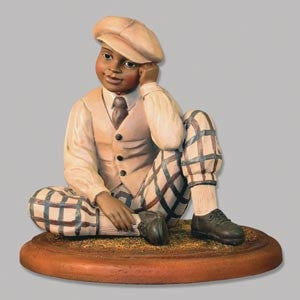 Emma Jane's - Calbert Had a Crush - figurine