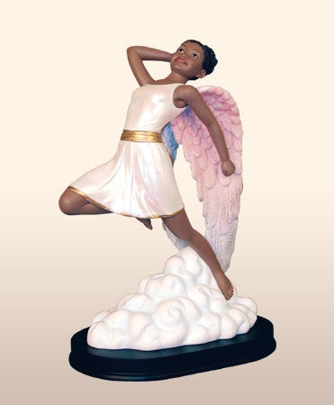 Heavenly Visions - Leap of Faith - figurine
