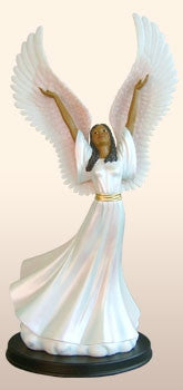 Heavenly Visions - Exalt His Name - figurine