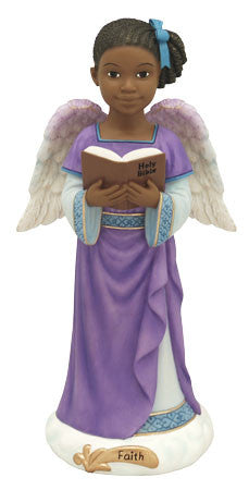 Angels Of Inspiration Faith Figurine It S A Black