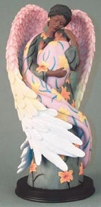 Keith Mallett - Spring - figurine