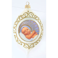 Baby Jesus - Blackshear ornament - open box item