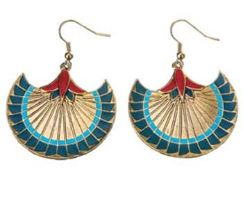 Papyrus Earrings