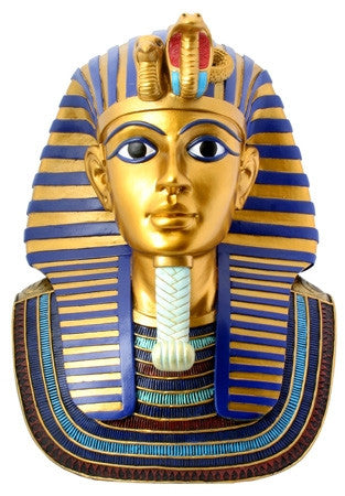 "King Tut - 12"" Burial Mask"