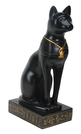 Bastet - with scarab necklace II